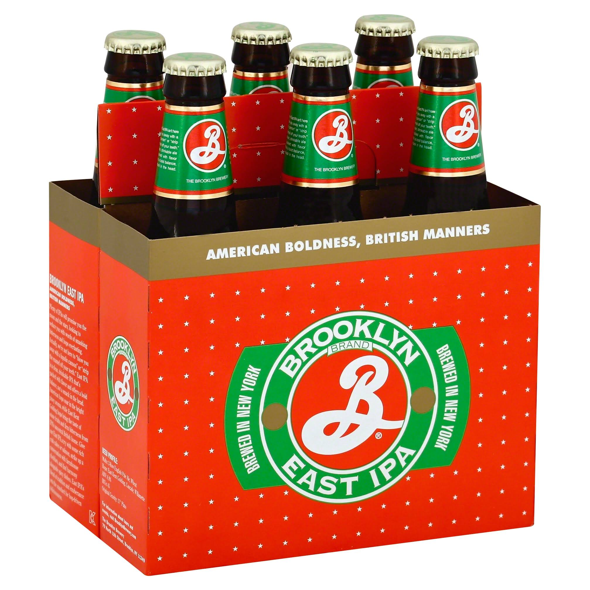 Brooklyn Brewery East India Pale Ale