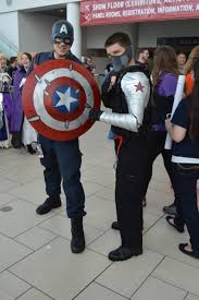 Captain America And Bucky Barnes Cosplay At Denver Comic Con 2015 ... Winter Soldier Bucky Barnes Female Ver By Hungdk On Deviantart Image Barnesjpg Comic Cssroads Fandom Powered Wikia The 42015 1 Comics Comixology Gather Round Padawans Super Dad Geekdad James Buchan Whos Who B Is For Comparative Geeks Steve Rogers And Vs Living Laser Cruptor De 460 Bsta Baesbilderna P Marvel Cosmic Ramblings Captain America Life Story Of Cosplay At Denver Con 2015