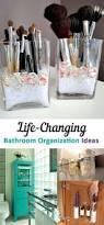 Bathroom Organization Ideas Diy by Life Changing Bathroom Organization Ideas