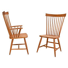 Best Country Windsor Dining Chair Vermont Woods Studios