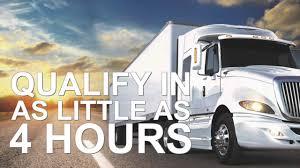 100 Truck Lenders Usa Spokesperson Video By Morgan Matthews USA Class 8