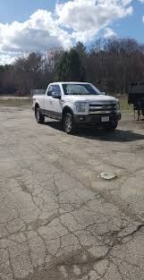 100 Paint My Truck White Platinum Caribou To Match Grille Ford F150 Forum