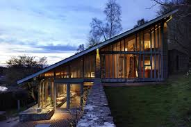 100 Cantilever Homes Grand Designs House Of The Year A Hidden Hillside Home A Brutal