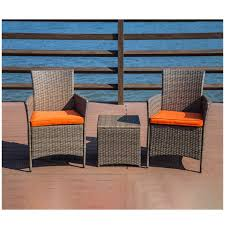 Amazon.com : Cloudro 4 Pieces Cane Patio Outdoor Furniture ... 315 Round Alinum Table Set4 Black Rattan Chairs 8 Seater Ding Set L Shape Sofa Brown Beige Garden Amazoncom Chloe Rossetti 17 Piece Outdoor Made Coffee Table Set Stock Photo Image Of Contemporary Hot Item Modern Fniture Stainless Steel And Lordbee Large 5 Pcs Patio Wicker Belleze 3 Two One Glass Details About Chair Cushion Home Deck Pool 3pc Durable For Pcs New Y7n0