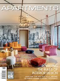 100 Apartment Design Magazine S 2018