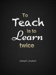 Teaching Can Benefit Both You And Your Students Sign Up For One Of Our Upcoming