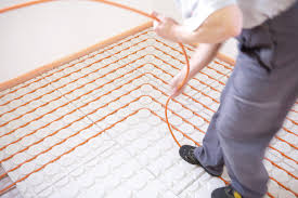 Radiant Floors For Cooling by Floor Heating Drywall Variotherm