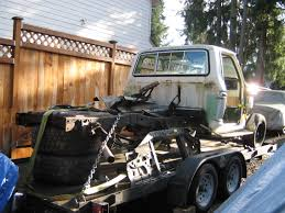 1977 Ford F250 Parts Truck
