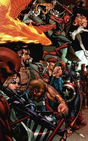 Secret Avengers Civil War Earth 616 From Vol 1