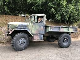 100 Deuce And A Half Truck M352 Bobbed And A Half 4x4 Military Off Road Military