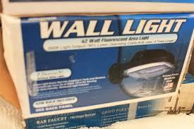 upc 755277904406 lights of america wall light 42w fluorescent