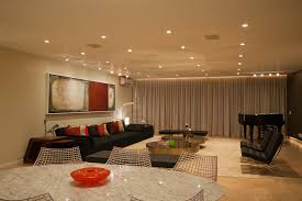 halo recessed light with cove lighting living room contemporary