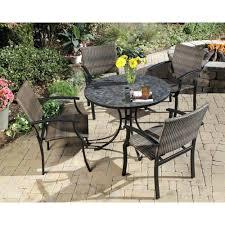 patio ideas tile top patio table canada tile top patio table and