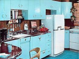 50s Kitchen House Appliances