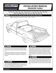WeatherGuard Bed Accessories Installation Instructions | Manualzz.com Lawn Care Skid Sprayers Custom Truck Weather Guard Fuel Tank Toolbox Combo And Van 90 Gallon 340 L Hammerhead Lshape Liquid Transfer 5014090 Dont Leave The Gas Pump Nozzle In Your Tank Funny Pictures Nrel Provides Firstofitskind Guidance Promoting Safety Standards Northern Tool Equipment Titan Tanks 5814090 Free Shipping On Orders Delta Truck Bed Fuel Item Az9230 Sold June 25 Vehi Bed Lovely Aux Install Boxsprings Backcountry Pilot How To Install An Auxiliary From Atta Youtube Shortbed Lshaped Steel White498000