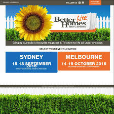 Free Better Homes And Gardens Live Tickets (Sydney Or Melbourne ... Coupon For Home And Garden Show Lovely Mg 6569 Copy Backyard Escapes Tickets Coupons Fort Wayne Northwest Flower As The Pipe Turns How To Save At Lowes Rebates More Codes Flipkart Shopclues Couponspaytm Fall Custom Stone Creations New Connecticut Pittsburgh 21 And Decor23