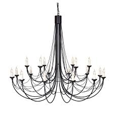 How To Make A Chandelier Coral Living Room Black Wrought Iron With Crystals Traditional