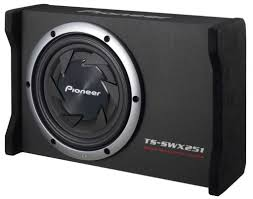 100 Pioneer Truck Speakers TSSWX251 Flat Subwoofer Review Stereo Choice