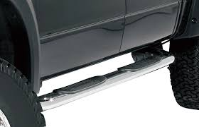 GMC Sierra Running Boards, Sierra Side Steps - 1988 - 2018
