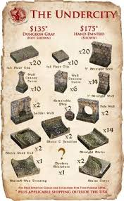 3d Dungeon Tiles Dwarven Forge by Dwarven Forge Small Courtyard Using Woodland Set Integrated