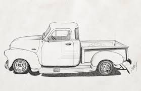 Cartoon 1954 Chevy Truck - Google Search | Vehicles | Pinterest ... Old Truck Drawings Side View Wallofgameinfo Old Chevy Pickup Trucks Drawings Wwwtopsimagescom Dump Truck Loaded With Sand Coloring Page For Kids Learn To Draw Semi Kevin Callahan Drawing Ronnie Faulks Jim Hartlage Art April 2013 Mailordernetinfo Pencil In A5 Ford Pickup Trucks Tragboardinfo An F Step By Guide Rhhubcom Drawing Russian Tipper Stock Illustration 237768148 School Hot Rod Sketch Coloring Page Projects