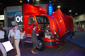 Scenes From The First North American Commercial Vehicle Show | Fleet ...