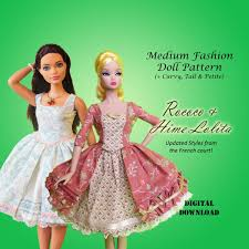 French Rococo Hime Lolita Dresses