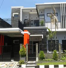 50 Model Desain Rumah Minimalis 2 Lantai - Memiliki Sebuah Rumah ... Attractive Inspiration Affordable Modern Home Designs Classic And Create House Using American Design Interior Building Bedroom Canvas Spaces Add Midcentury Style To Your Hgtv Interesting Unique Ideas Best Idea Home Design Showroom Contemporary Vs Whats The Difference New Designs Latest Homes Front Florida Architecture Ultra In Homes Office White Desk