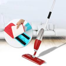 1pc multifunction practical household dust cleaning spray mop home