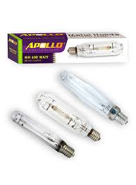 apollo horticulture 400w 600w 1000w watt mh hps grow light bulb