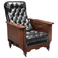100 Wood Gaming Chair Early 20th Century Mahogany Glenisters Patent Reclining