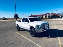 100 Ram Diesel Trucks Used 2016 2500 Truck Crew Cab White For Sale In Trumann AR VIN 3C6UR5FL9GG159960