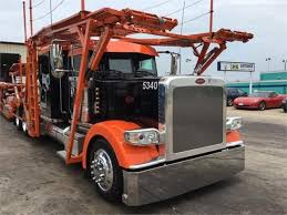 Peterbilt Car Carrier Trucks In Texas For Sale ▷ Used Trucks On ...