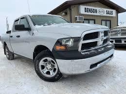 100 53 Dodge Truck 2012 DODGE RAM 1500 ST Benson Auto Sales