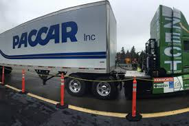 Your First Look At Paccar's Zero Emissions Cargo Transport T680 ... Best Apps For Truckers Pap Kenworth 2016 Peterbilt 579 Truck With Paccar Mx 13 480hp Engine Exterior Products Trucks Mounted Equipment Paccar Global Sales Achieves Excellent Quarterly Revenues And Earnings Business T409 Daf Hallam Nvidia Developing Selfdriving Youtube Indianapolis Circa June 2018 Peterbuilt Semi Tractor Trailer 2013 384 Sleeper Mx13 490hp For Sale Kenworth Australia This T680 Is Designed To Save Fuel Money Financial Used Record Profits