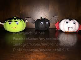 Scary Vampire Pumpkin Stencils by Halloween Mini Pumpkins Frankenstein Bat Vampire Pumpkin