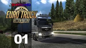 100 Mca Trucking Euro Truck Simulator 2 Empire Episode 1 YouTube