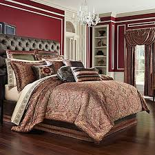 J Queen Celeste Curtains by J Queen New York Bridgeport Comforter Set In Red Bed Bath U0026 Beyond