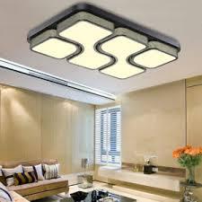 modern led panel ceiling light 36w 48w bathroom kitchen living