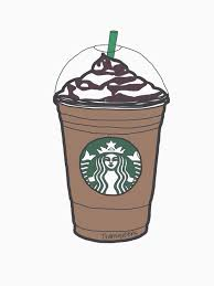 Clip Collection Of Cup Clipart High Quality Jpg Freeuse Starbucks Frappuccino Drawing