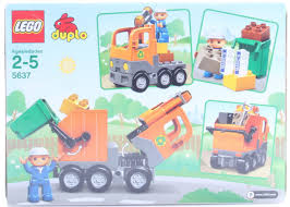 5637 Duplo Garbage Truck Construction Set, LEGO Duplo - Shop Online ... Lego Garbage Truck Itructions 4659 Duplo Amazoncom Duplo My First Cstruction Site 10518 Toys Games Lego Toy Story Great Train Chase Set Ardiafm Magrudycom 25 Gifts For Kids Who Love Trucks That Arent Trucks Morgan Lego 10 Lot Garbage Truck Police Boat People 352117563815 10519 2013 Bricksfirst Themes News Brickset Set Guide And Database Used Quint Axle Dump For Sale Together With Off Road As 10529 Manufacturer Enarxis Code 012166