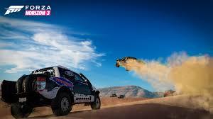 Forza Horizon 3 Truck Dune Jump – TheCanadianTechie
