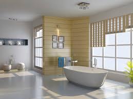 holz kalkputz und stein schaffen wohlfühlambiente im bad