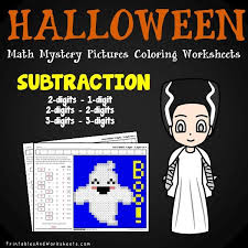 Halloween Math Multiplication Worksheets by Pre Worksheets Multiplication Coloring Worksheets Pdf