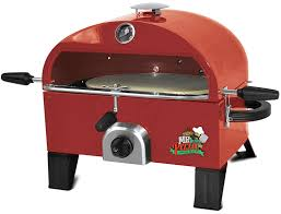 Blackstone Patio Oven Assembly by Amazon Com Mr Pizza Got1509m Pizza Oven And Grill Red Patio