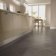 luxury gray kitchen floor tile modern white kitchens with wood