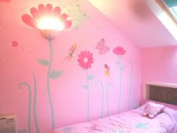 baby nursery pink wall sconce lighting design idea for child