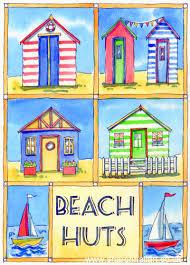 Beach Hut Themed Bathroom Accessories by James Newman Gray Beach Hut Design Jpg Printable Pinterest
