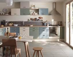 meuble de cuisine sixties castorama