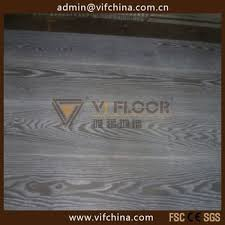 Fumed Ash White Wash Engineered Wood Flooring